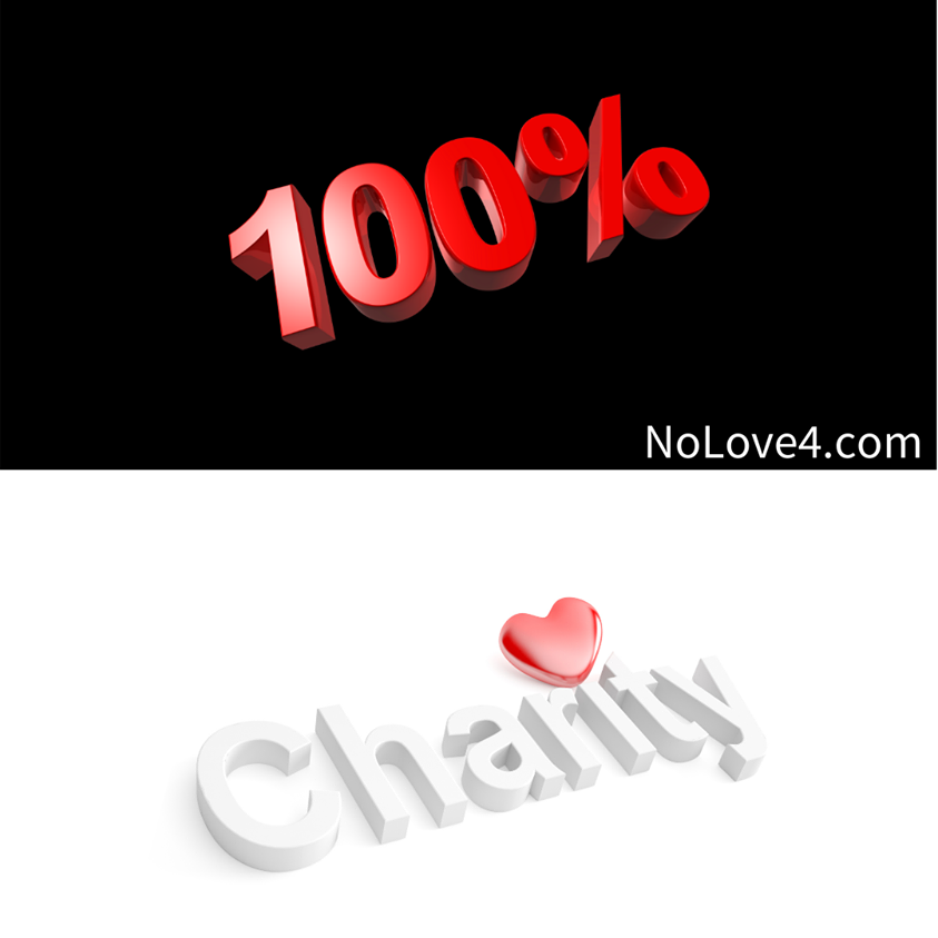 Why NoLove4 Supports Children's Charities & Why You Should Too