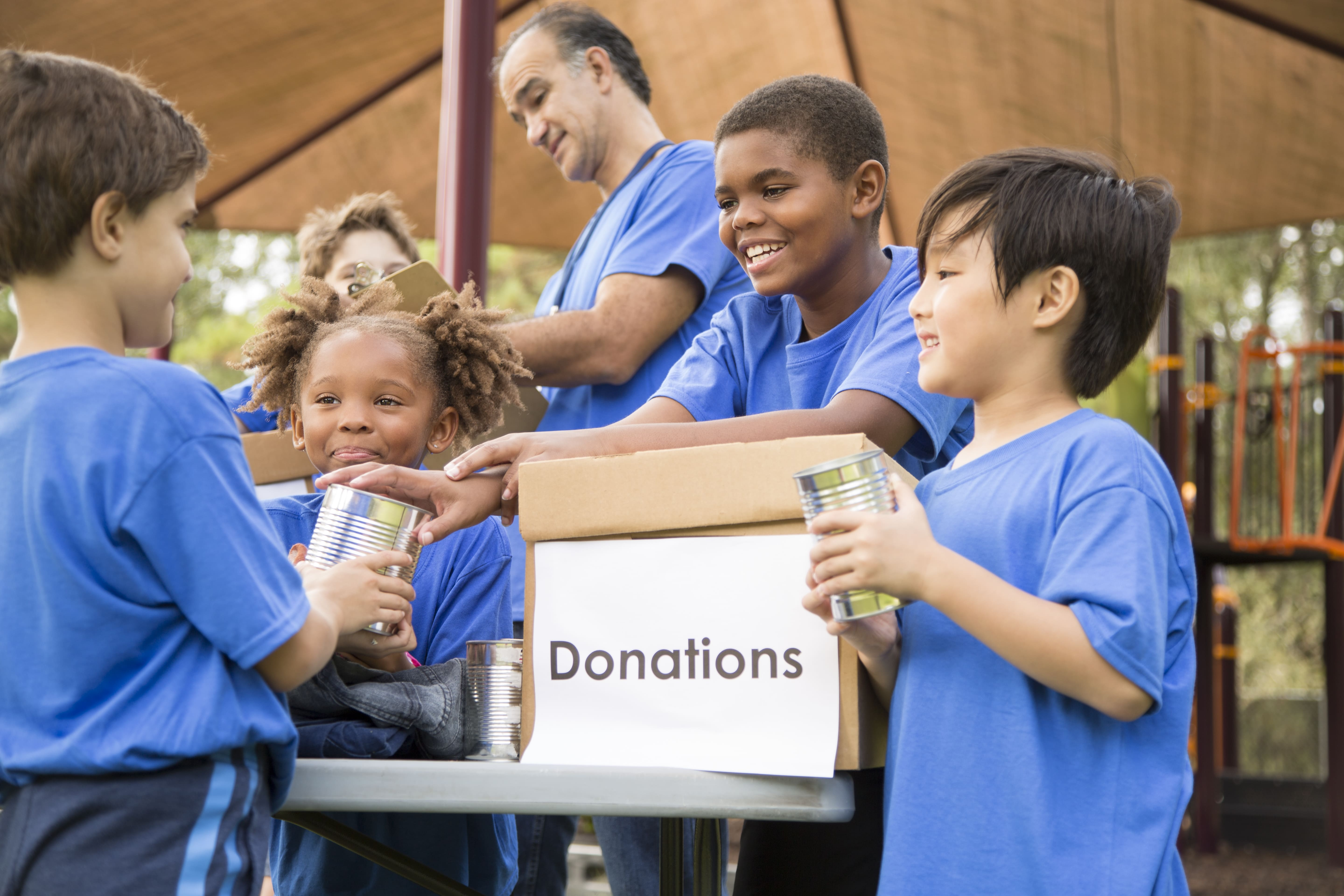 Top 10 Children's Charities