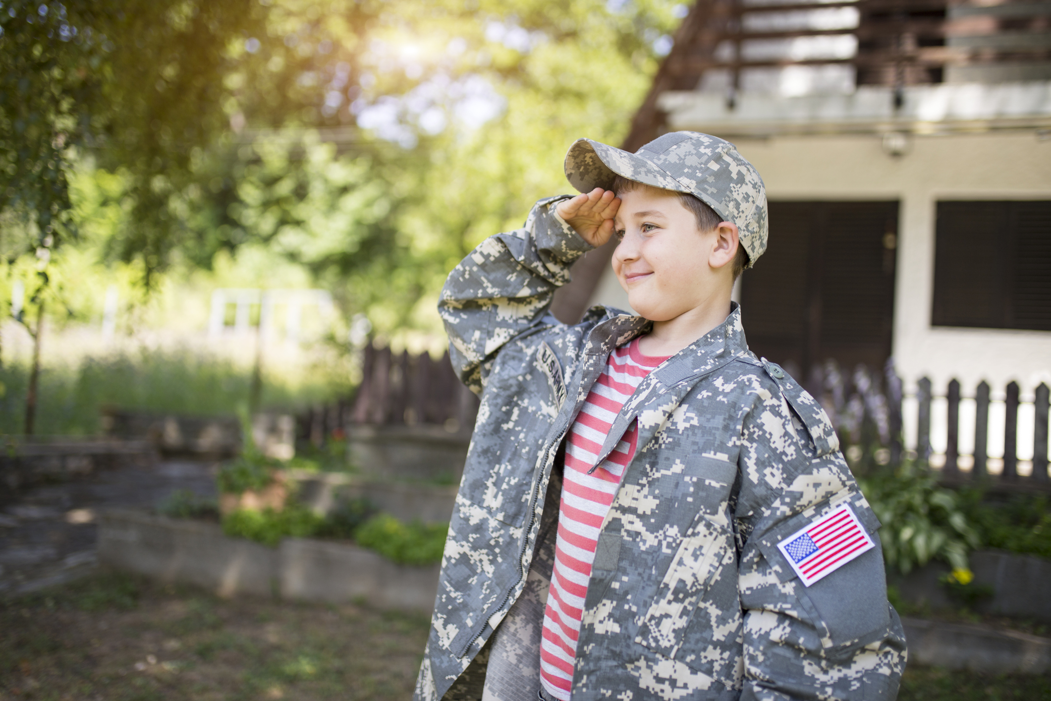 Support the Children of Service Members with Our Military Kids